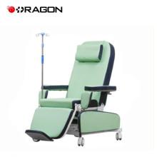 DW-HE006 Hôpital Électrique médicale patient sang Dialyse Recliner Chaises à vendre