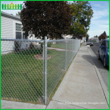 hot sale cheap and fine hot dipped galvanized chain link fence