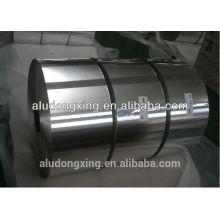 Container Aluminum foil Lubricated