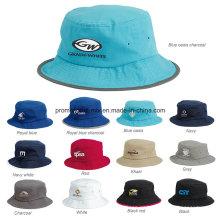 Gorra de deporte con gorras de pesca 100% bio-lavadas