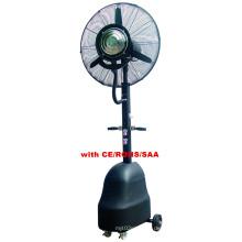 Outdoor Mist Elektrischer Ventilator / Aluminiumklinge, Kupfermotor / CE / RoHS / SAA Ventilator
