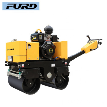 Competitive Price Hand Operate Mini Roller Compactor for Sale