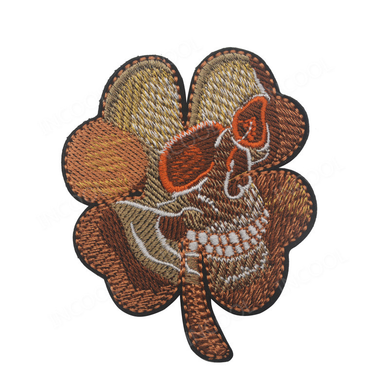 Badges Embroidery Motorcycle
