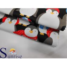 Хлопок печатных байковые ткани (СЗМС 642)