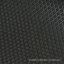 Hebei Facory Price Black Anti-Slip Rubber Sheet / Mat