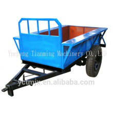 8-15HP 1ton walking tractor trailer for hot sale