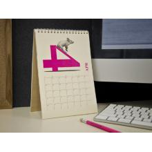2017 Best Quality Custom Desk Calendar Printing