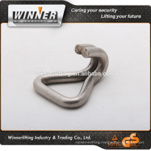 stainless steel double J hook 1-1/2 inch