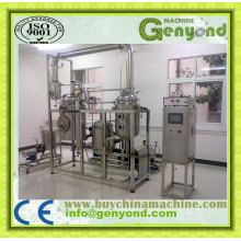 Herbs and Flowers Essential Oil Distillation Equipment