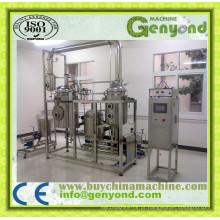 Máquina de extração de óleo essencial de aço inoxidável profissional