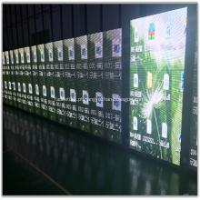 Mostrar tela de LED transparente P10.4 para interior