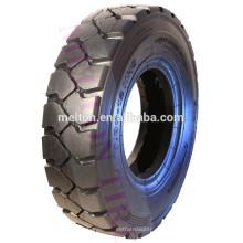 Pneu de empilhadeira 10.00-20 pneu pneumático + tubo + flape