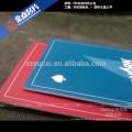 Impressora de design de cartão de visita luxuosa