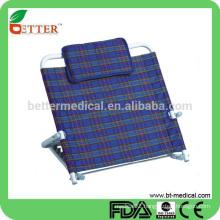 steel powder coated hospital bed backrest
