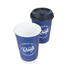 8 12 16oz hot style sale travel party kraft material paper cup wholesale