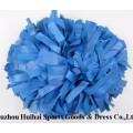 Plastic POM Poms: 2 Colors Mix
