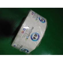 Impressão de etiquetas adesivas à prova d'água em recipientes de alimentos personalizados