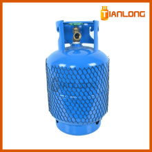 12Lts Outdoor and Indoor Compressed Lpg Tank Container