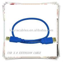 Удлинительный кабель USB 3.0 Super Speed M / F
