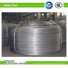 Ec Grade Good Quality Aluminum Wire Rod 9.5mm