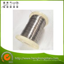 Inconel 601 (UNS N06601) Fil en alliage de nickel et nickel