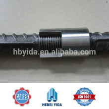 Mechanischer Spleiß mit 12mm Rebarkoppler rebar für Aufbau und Gebäude
