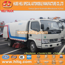 DONGFENG LHD/RHD 4x2 HLQ5090TSLE sweeper good quality hot sale for sale
