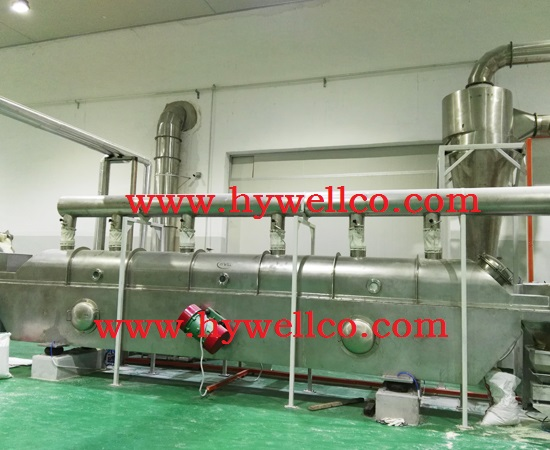Vibrate Fluid Bed Dryer