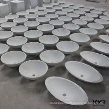 Lavabo en résine composite / lavabo en acrylique massif