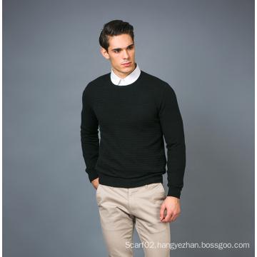 Men′s Fashion Cashmere Sweater 17brpv069