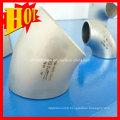 Coude en titane de grade 2 avec une bonne qualité en Chine