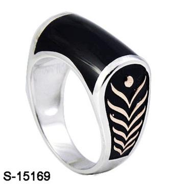 New Design Fashion Jewelry 925 bague en argent sterling