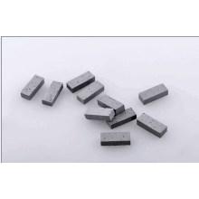 Blocs résistant à l'usure de carbure de tungstène de haute qualité Plaques cimentées Plaques