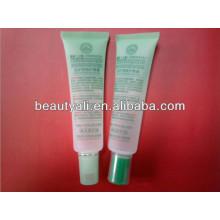 Морозильная пластиковая трубка для косметической упаковки