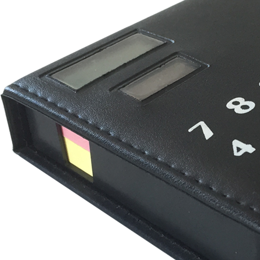 8 Digits Memo Pad Calculator with Colorful Sticker
