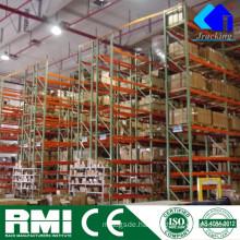Commercial Warehouse Teardrop Pallet Rack