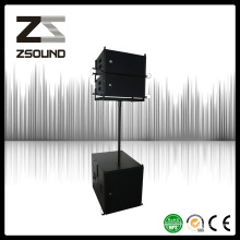 Neodymium Subwoofer; Line Array Audio Speaker System