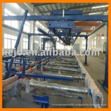 manul stacker device