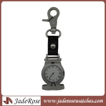 Reloj de bolsillo para enfermera de aleación con movimiento de cuarzo