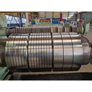 Strip Baja Galvanis Baja Coil Lebar 20-600mm
