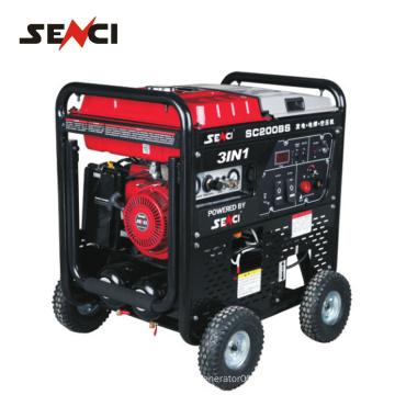 5KW 30L Benzinmotor Silent Luftkompressor