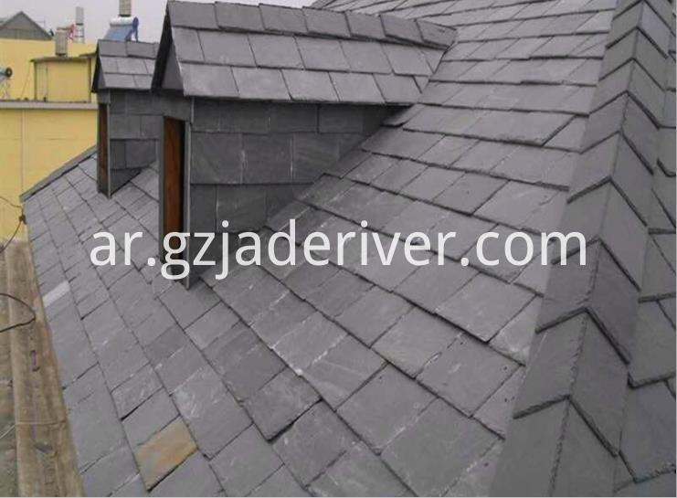 Popular Natural Stone Slate Veneer Roofing Tiles1