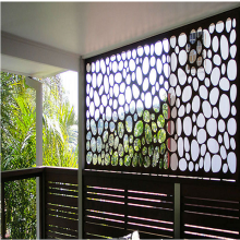 Outdoor Decorative Stainless Steel Screens