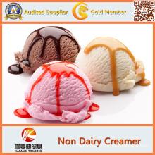 Не молочные взбивать крем-пудра для украшения торта, мороженого