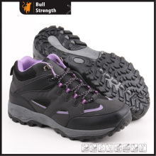 Outdoor Hiking Shoes with PVC Sole (SN5249)