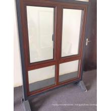 Break Bridge Aluminium/Aluminum Casement and Top Hung Window