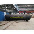 30000L 15ton Mounded Propane Vessels