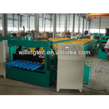 hot sale used metal roof panel roll forming machine