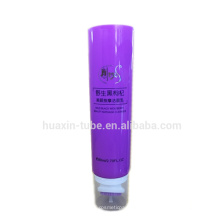 100ml facial clean soft plastic tube with brush