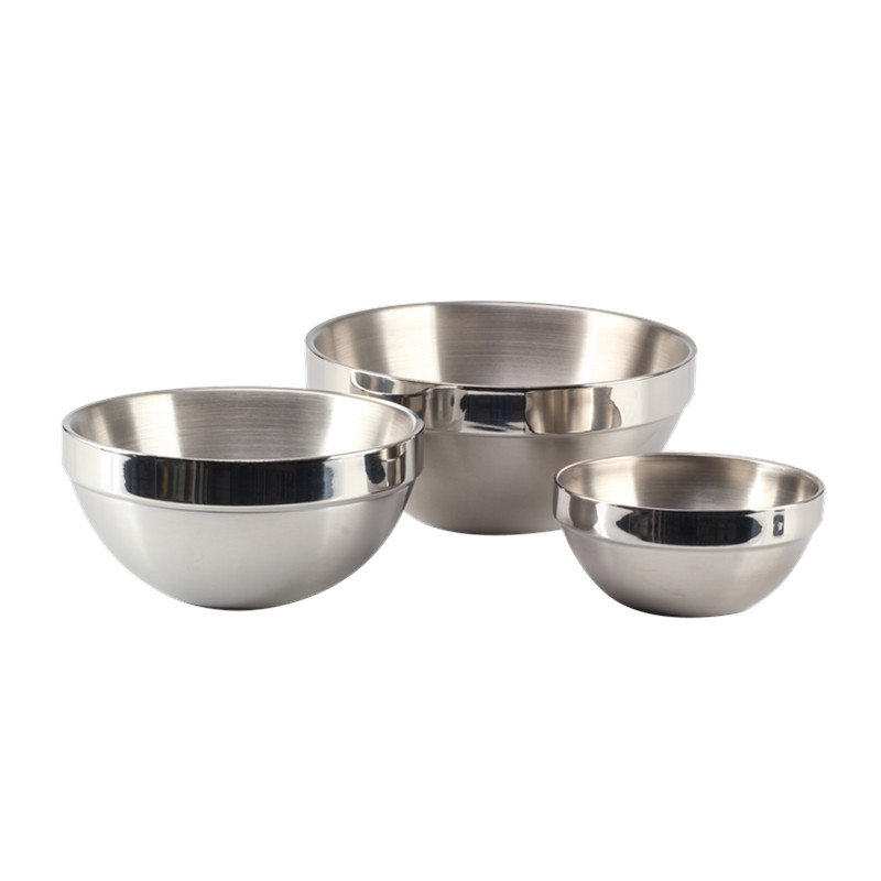 Food Grade Stainless Steel Mixing Bowl